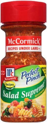 McCormick Salad Supreme Seasoning - 2.62oz (Pack of 24)
