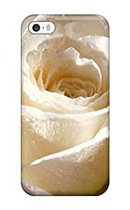 Tpu Case For ipod touch4 With Hope Blooms