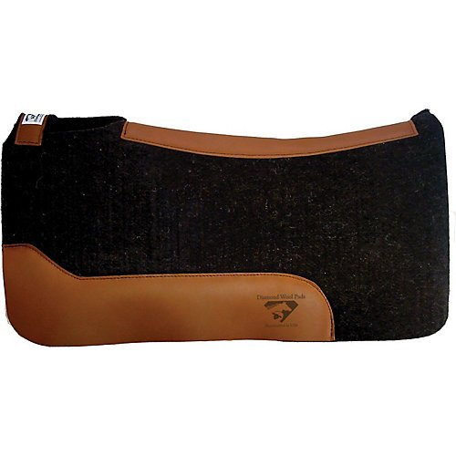 Diamond Wool Black Gold Performance Pad 30x30x1