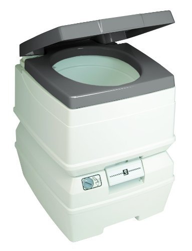 Sanitation 4.8 Gallon Equipment Passport Potty 18 Liter