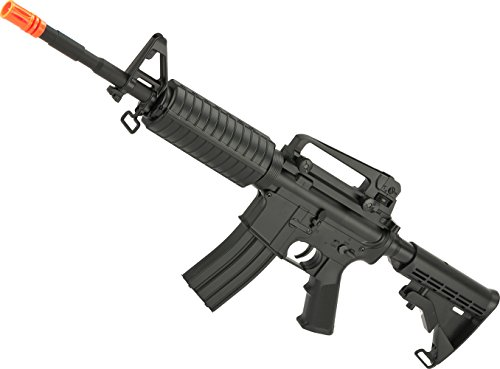 - Evike - CYMA CM303 Spring Powered M4A1 Airsoft Rifle