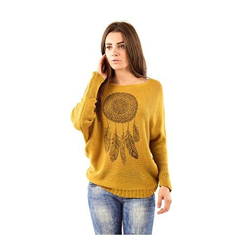 Cinelle Boutique - Jerséi - para mujer marrón