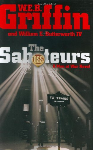 book cover of The Saboteurs