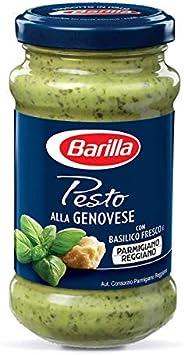 Molho Pesto de Manjericão Barilla 190g