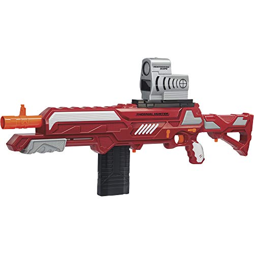 Thermal Hunter Buzz Bee Toys Air Warriors Dart Blaster with Heat Seeking ()
