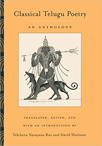 Amazon com: Classical Telugu Poetry: An Anthology (9780520225985
