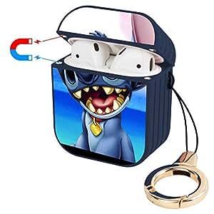 Amazon.com: DISNEY COLLECTION Wireless Airpod Case Seaside
