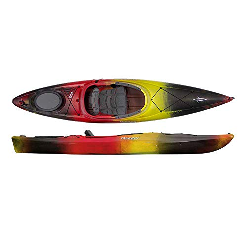 Dagger Zydeco Recreational Kayak - 11.0, Molten