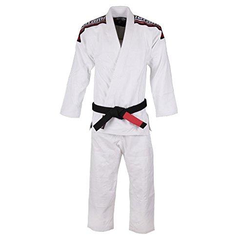 'Tatami Children BJJ Gi Jiu Jitsu Kimono BJJ Gi Nova MK4-White-Kids White M1 Tatami Fightwear