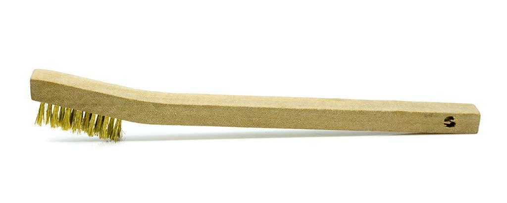 Benchmark Abrasives 7-3//4 Welding Toothbrush 20 Pack Stainless Steel