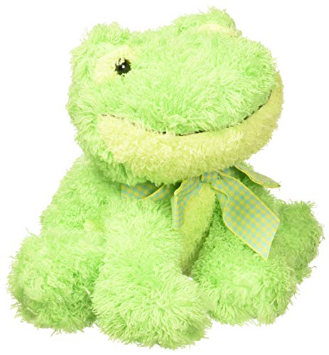 (Melissa & Doug Princess Soft Toys Meadow Medley Froggy Stuffed Animal With Ribbit Sound Effect)