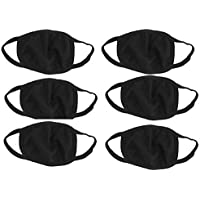 Oxiclear Outdoor Washable Pollution Face Mask - Adjustable Size Pack of 6