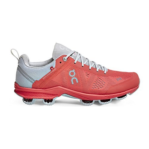 On Running Womens Cloudsurfer W 7.5 Competition Shoes, Pink (Lava / Glacier), 5.5 UK by On Running by On Running