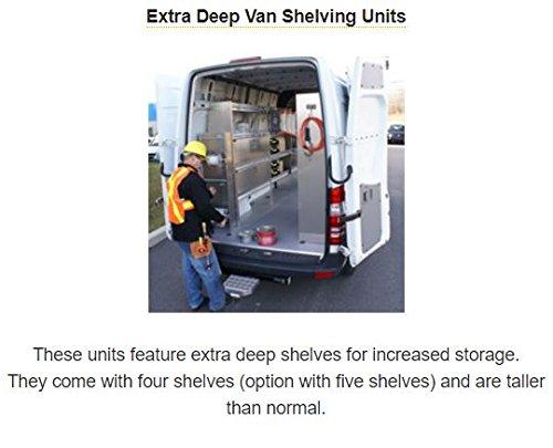 Ranger Design Lockable Aluminum Door (32 7/8''w x 12 1/16''h),7733 by American Truck Equipment (Image #2)