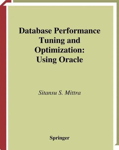 Database Performance Tuning and Optimization: Using Oracle (Springer Professional Computing) by Springer