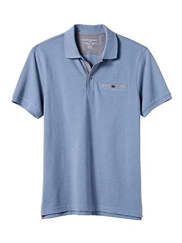 banana-republic-mens-pique-hidden-placket-polo-shirt-bright-blue-large