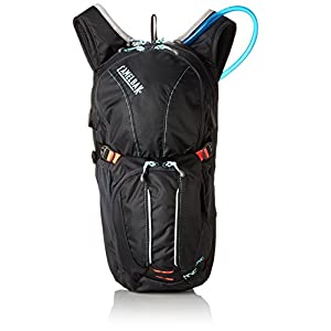 CamelBak Women's 2016 Magic Hydration Pack, Charcoal/Fiery Coral