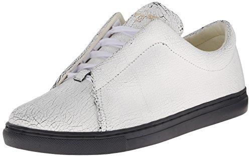 Creative Men's Cracked Sneaker On White Turino Slip Recreation rf0q5wr