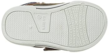 Carter's Boys' Cosmo Casual Slip-on Sneaker, Grey, 9 M Us Toddler 2