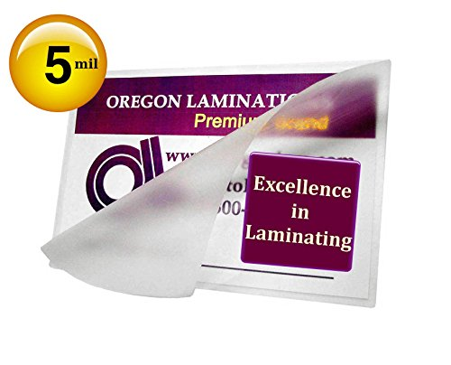 - Qty 500 Wallet Photo Laminating Pouches 2-3/4 x 3-3/4 Hot 5 Mil Clear