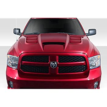 1 Piece Body Kit Fits Dodge Ram 2009-2018 Carbon Creations ED-NSD-905 Viper Hood