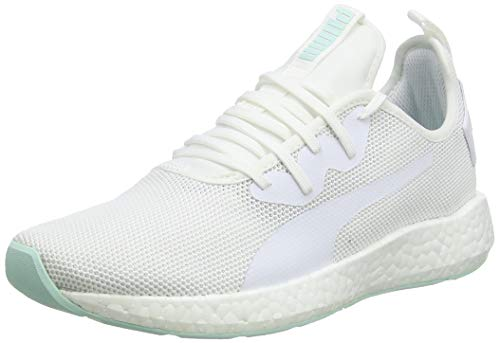 free shipping 459d0 94d67 Nrgy Running fair Sport White Compétition Chaussures Wn s Femme Neko Aqua  Blanc Puma De puma 1xUYdgwwq