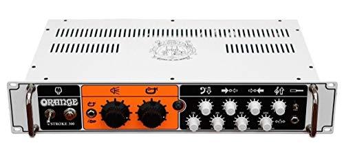Orange 4 Stroke 300 - 300 Watt Solid State Bass Amplifier Head w/Tweed Cable