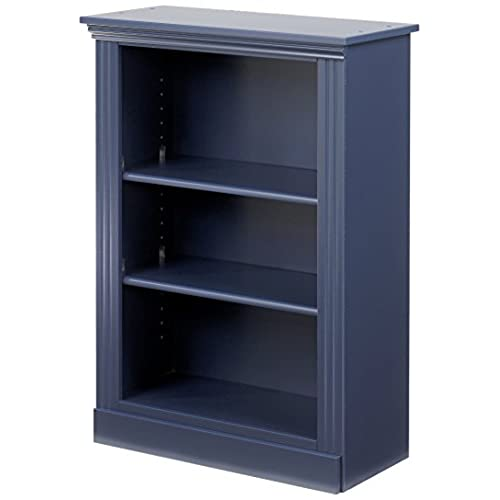 Lang Furniture Madison Book Shelf, 12 By 28 By 37 Inch, Indigo Blue
