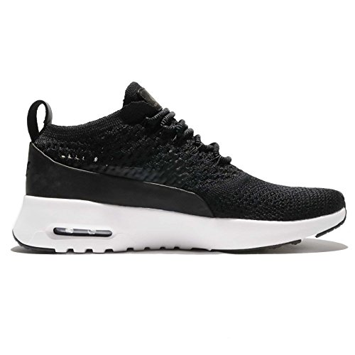 Nike Air Max Donne Thea Scarpa Ultra Fk Apice In Funzione, Nero / Nero-bianco, 9