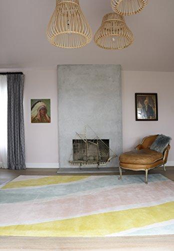 Novogratz Delmar Collection Sorbet Area Rug, 5'0