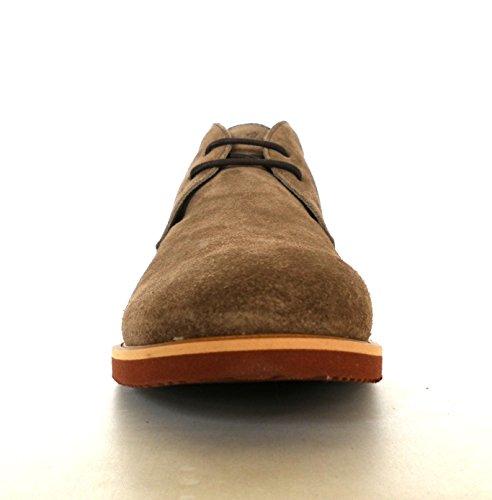 beige Hogan scarponcino scarpe polacco HXM2620R400D549999 polacchino Hogan uomo scarpe PrTtxr8