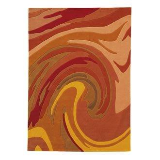 Arte Espina 4018 29 140x200cm Tapis Tufte Action Painting