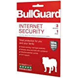 Bullguard Internet Security 2019 Retail, 3 User (Single), Multi Device Licence, 1 Year