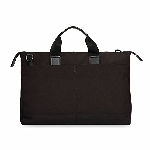 Knomo Luggage Brompton Oxberry Briefcase 15.6-Inch, Black by Knomo