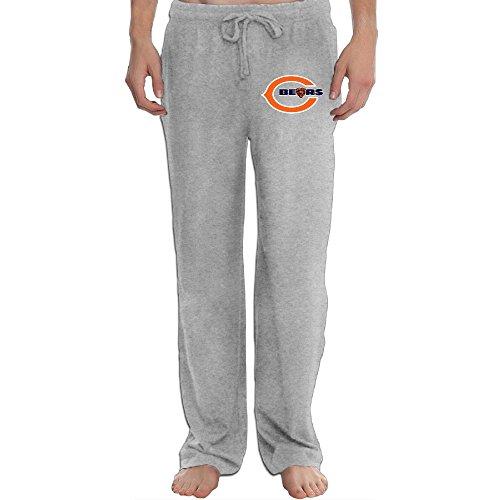 PTR Men's Bears Chicago Sweatpants Color Ash Size XXL