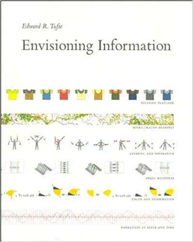 Envisioning Information by Edward Tufte