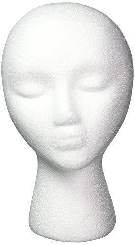 Century Novelty Styrofoam Head (Original Version) -