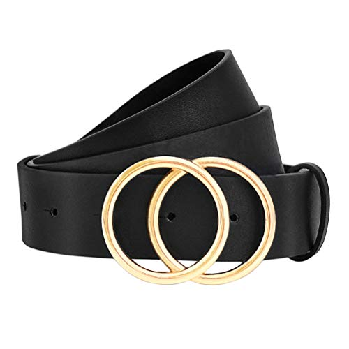 WONDAY Women Leather Belt