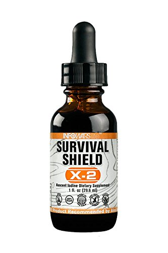 Survival Shield X-2 Nascent Iodine, 1fl. oz.