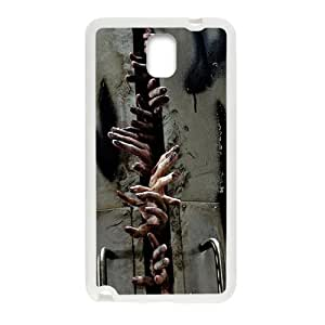 QQQO Walking dead scary hand Cell Phone Case for Samsung Galaxy Note3