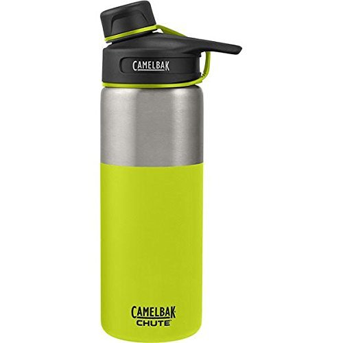 CamelBak (1287301060) Chute Vacuum Insulated Stainless Water Bottle - Lime, 20 oz