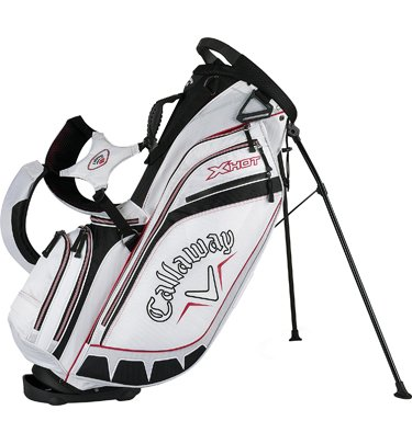 Callaway X Hot Stand Bag, White
