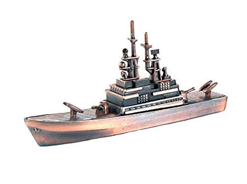 - Navy Missile Cruiser Die Cast Metal Collectible Pencil Sharpener