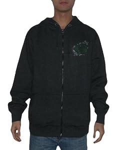 NFL Green Bay Packers Mens Zip-Up Hoodie / Jacket (Vintage Look) from NFL