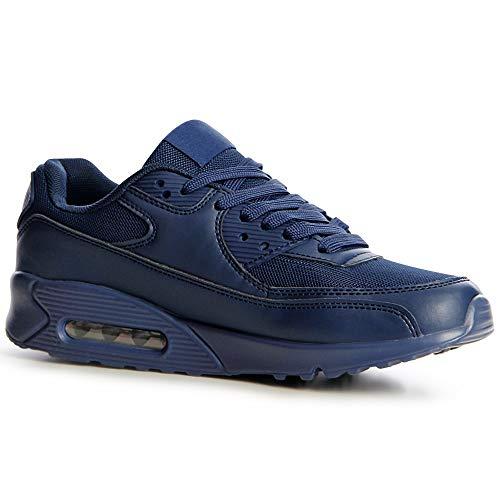 Chaussures Sneaker Bleu Sport Foncé Femmes De Topschuhe24 RT6fq6