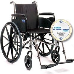 Invacare Tracer SX5 Wheelchair, 18\