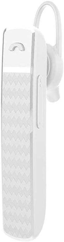 Xljh Auricular Bluetooth Negocio inalámbrico Auricular Bluetooth 4.1 Estéreo de Larga Espera