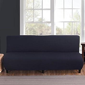 Amazon.com: Stretch fundas de sofá cama de punto tipo ...