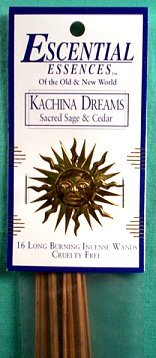 Dream Essence (Kachina Dreams Escential Essences Incense Sticks)