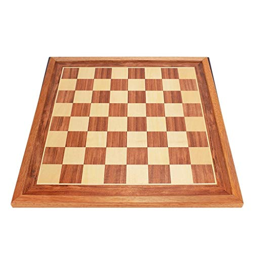 (Creative International Chess Wooden Chess Board Kids Intellectually Development Learn Toys Checkers Chess 3 Colors Optional (Color : B))